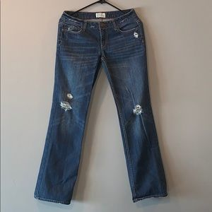 Aeropostale Jeans Chelsea Bootcut Size: 5/6